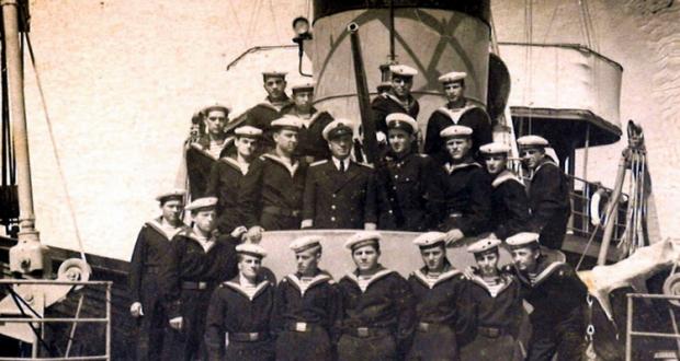 Echipajul RM 101 - arhiva familiei Ionescu