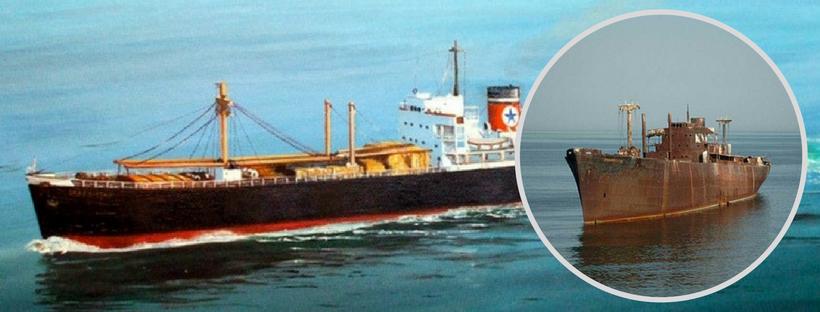 "Nava cargo ""EVANGELIA"""