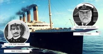 """Adevărul despre scufundarea RMS """"TITANIC"""""""