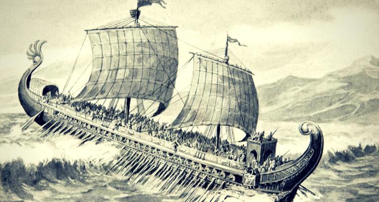 Galeră feniciană