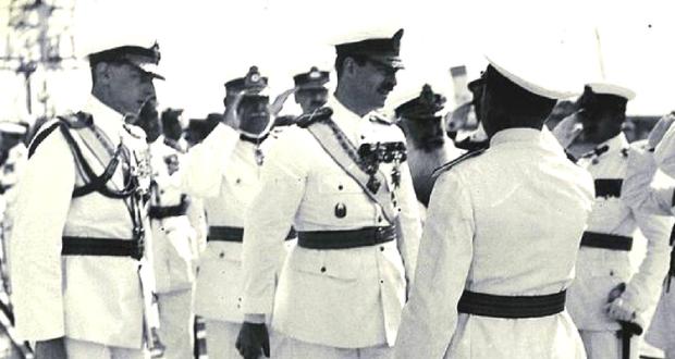 Majestatea Sa Regele Carol al II-lea al României