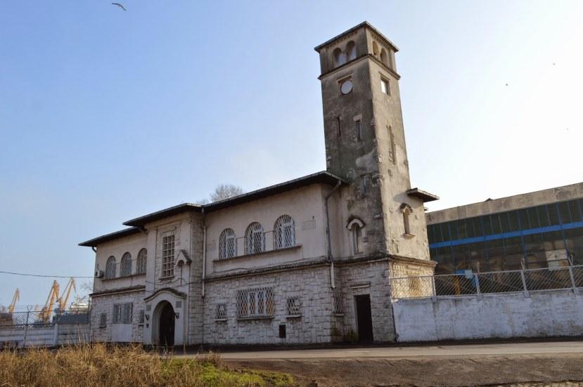 Casa Marinarilor Salvatori