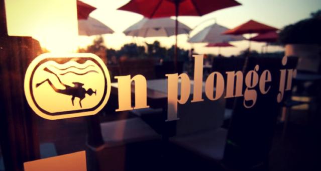 On Plonge