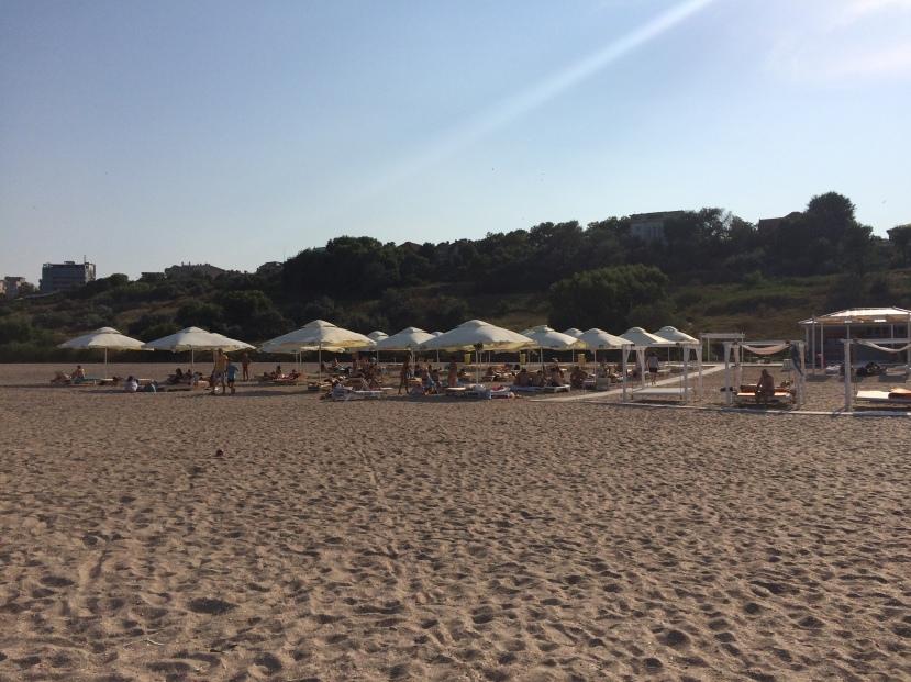 Plaja Trei Papuci din Constanta