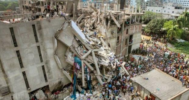 Clădirea Rana Plaza, Bangladesh