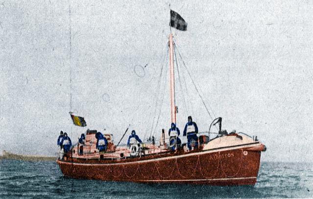 "Șalupa de salvare ""ALBATROS"""