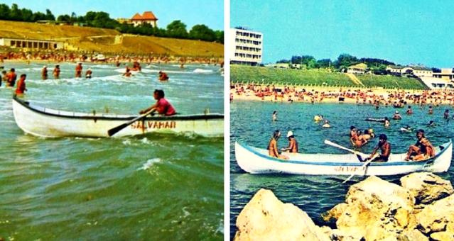 """""""SALVAMAR"""" pe litoralul românesc al Marii Negrea înainte de 1989"""