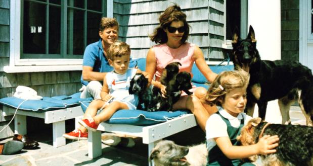 Familia Kennedy - 1963