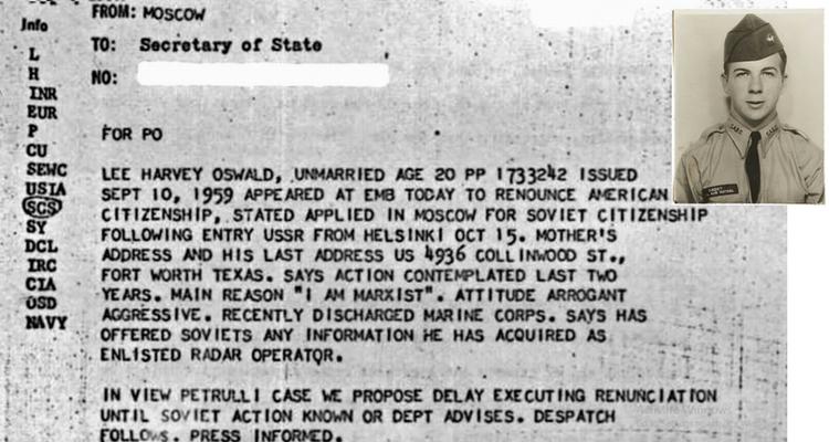 Extras din Dosarul lui Lee Harvey Oswald