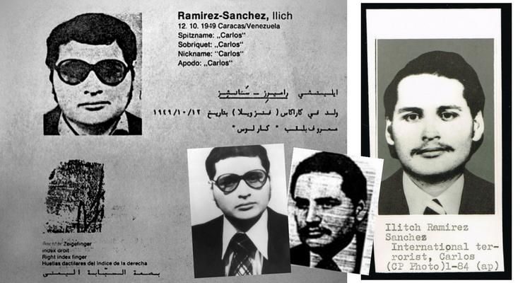 Ilici Ramirez-Sanchez alias CARLOS