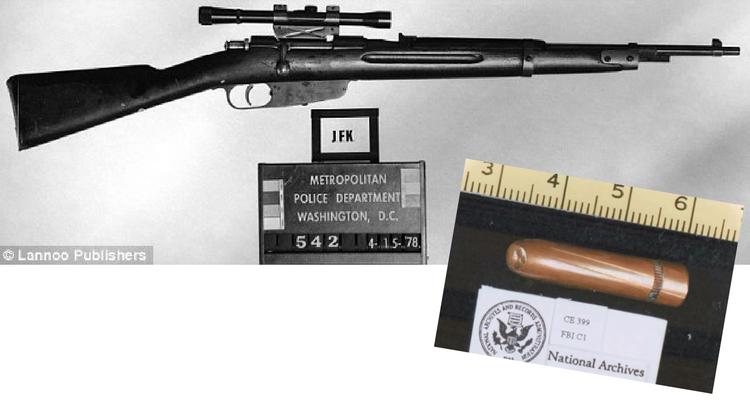 Pușca Carcano de 6,5 mm și glonțul magic