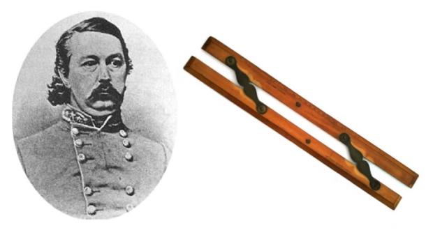 Cpt. William Andrew Field si Riglele sale Paralele