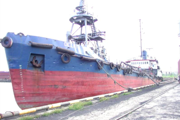 Petrolierul DELFI - Moldova