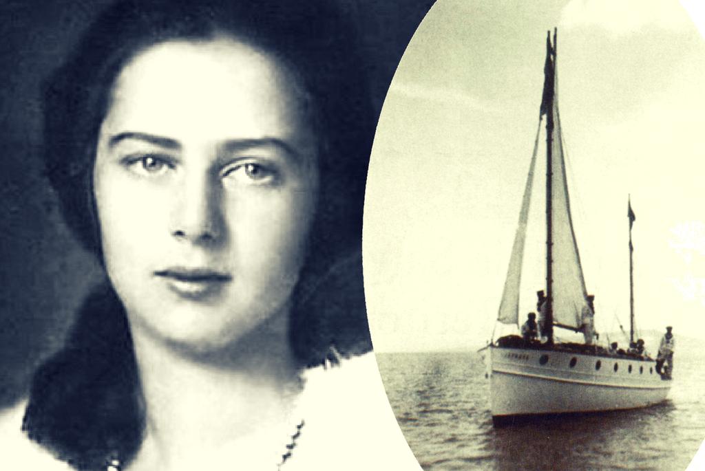A.S.R. Principesa Ileana a Romaniei si Yachtul ISPRAVA