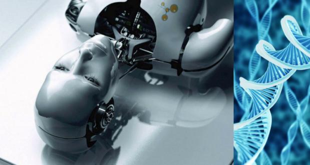 Genetica robotica