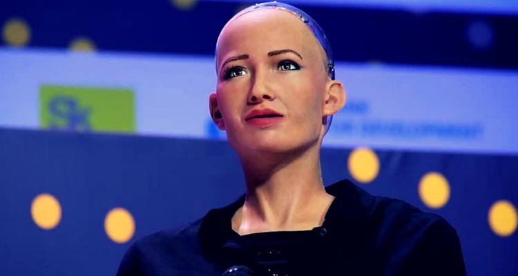 Sophia - primul cetățean robot din istoria Lumii Noastre
