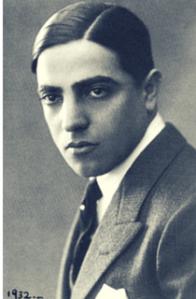 Aristotel Onassis 1932
