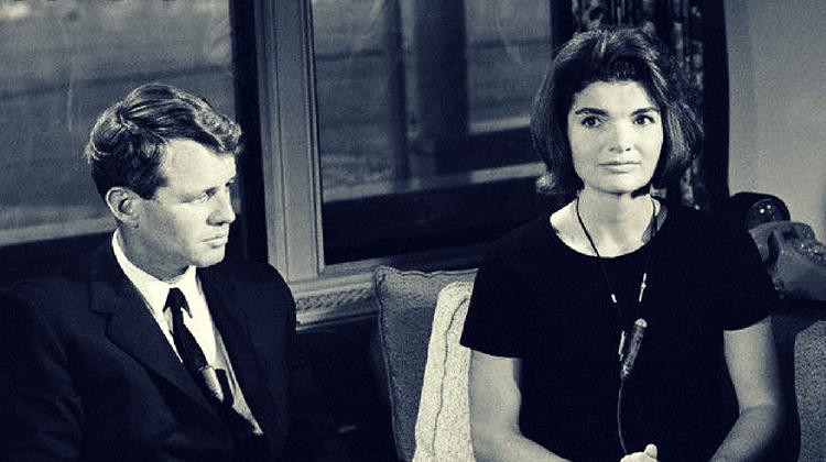 Bobby F. și Jackie Kennedy