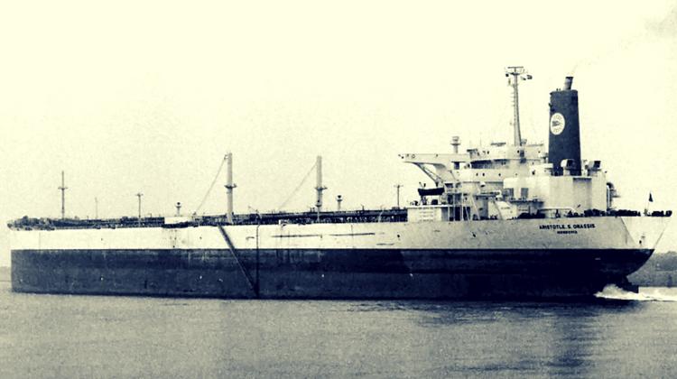 Petrolierul ARISTOTLE S. ONASSIS