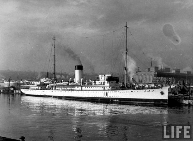Nava de pasageri SMR România