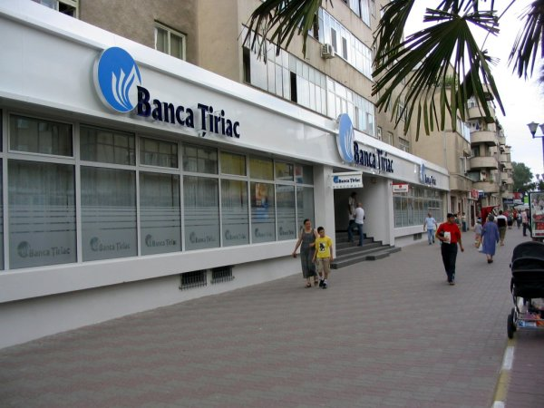 Banca Ion Țiriac - Constanta