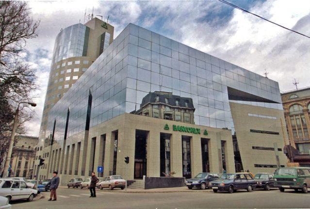 Bancorex București