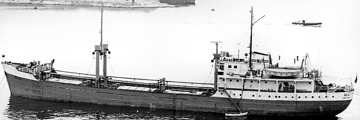 Cargoul Arad