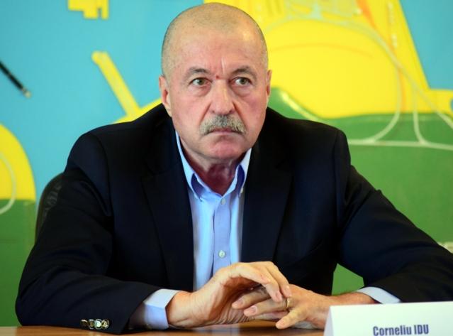 Corneliu Idu - fost director CNM Navrom și CNM Romline